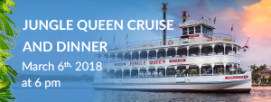 Jungle Queen Cruise and Dinner