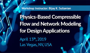 Physics-Based Compressible Flow and Network Modeling for Design Applications Workshop